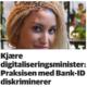 Digitalisering diskriminerer